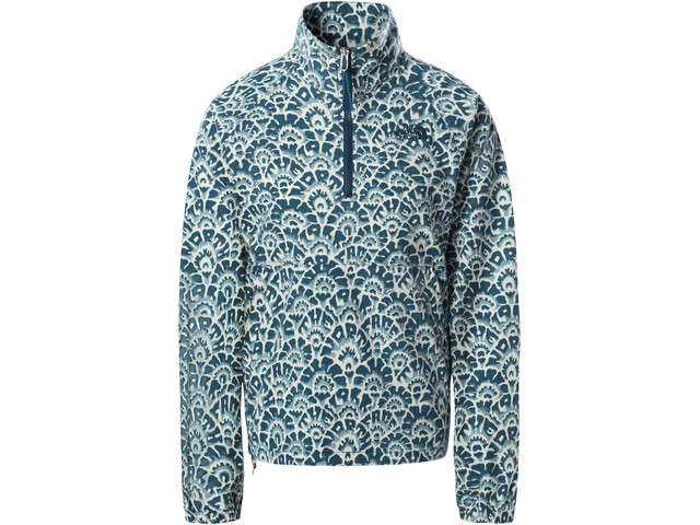 The North Face Printed Class V Windbreaker Women, monterey blue ashbury floral print